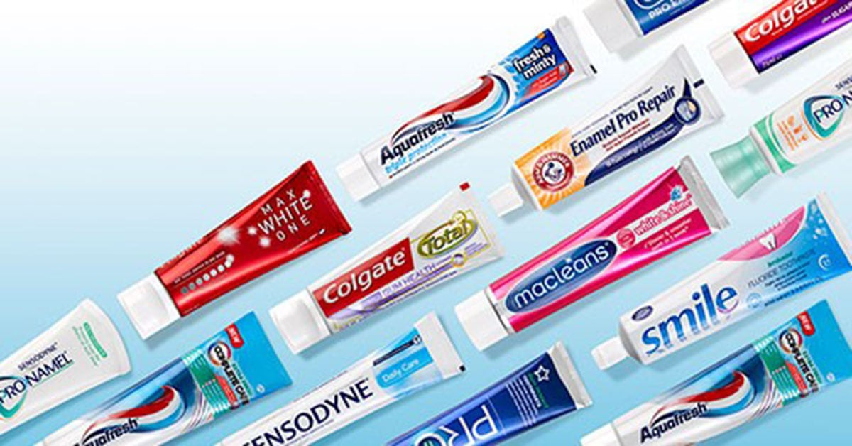 Toothpaste Brands in Altincham